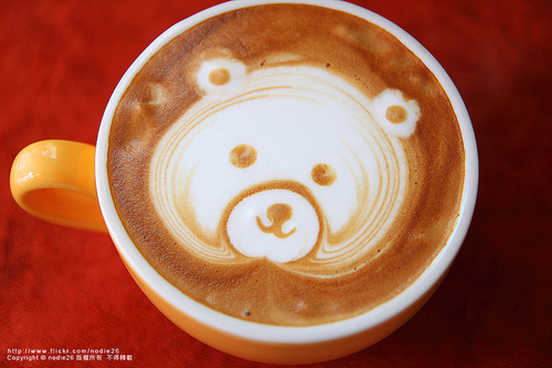 ஜish, Bear by nodie26 on Flickr.