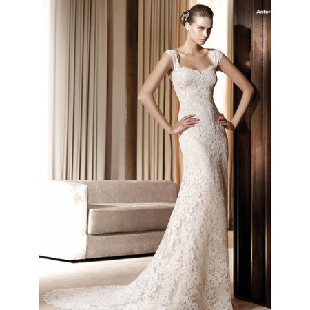 Designer Wedding Gowns At Discount Prices - Overlay Wedding Dresses