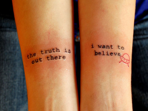 Using this tattoo quotes will