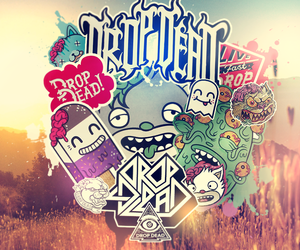 drop dead