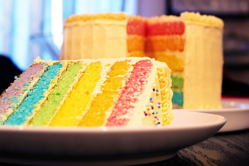 ...colorful sweets...
