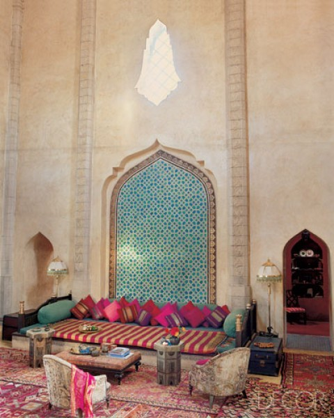 Exotic Living / Moroccan