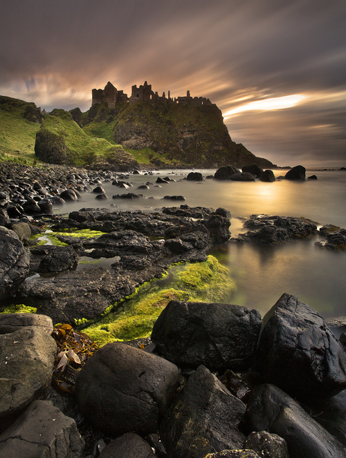 "500px / Photo ""Dunluce Castle"" by Gary McParland"