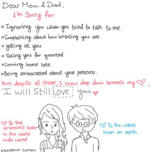 mom and dad quotes tumblr - photo #23