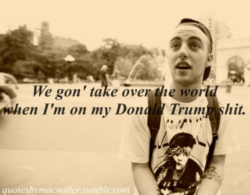 mac miller quotes about being happy - photo #13