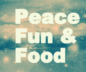 peace fun & food