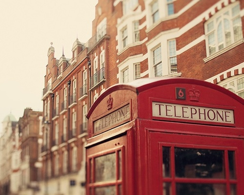 Wanderlust / London by IrenaS, via Flickr