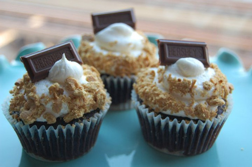 Hershey's Cupcakes « The Cupcake Blog