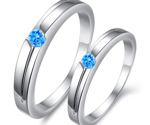 promise couple rings