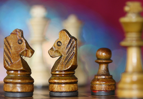 Chess set | Flickr - Photo Sharing!