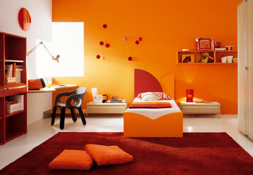 Impressive Teen Room Decoration by KIBUC: Kids room bedding decor ...