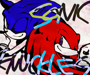 sonic knuckles