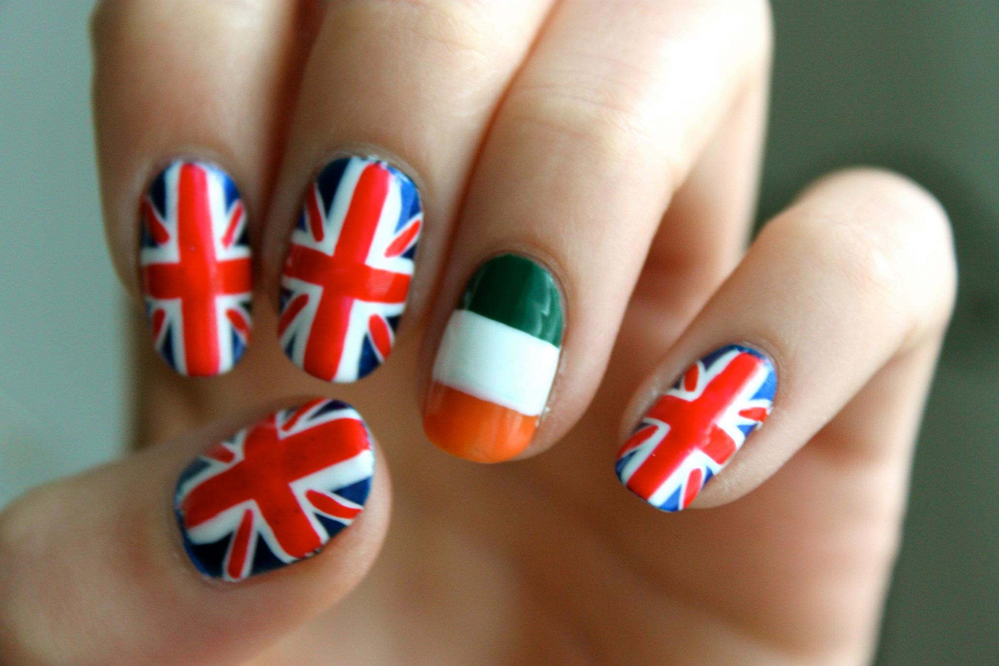 One Direction Nail Design Ideas - Best Nail 2017