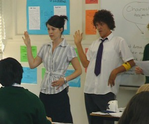 summer heights high