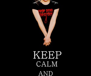 simone simons keep calm