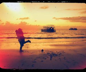 love couples sunrise