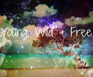 young wild & free