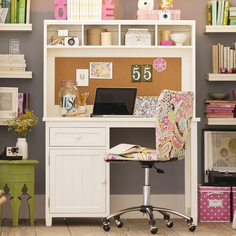 Desks, Study Furniture & Desks With Hutches | PBteen