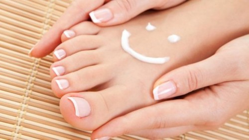 Skin care for your feet