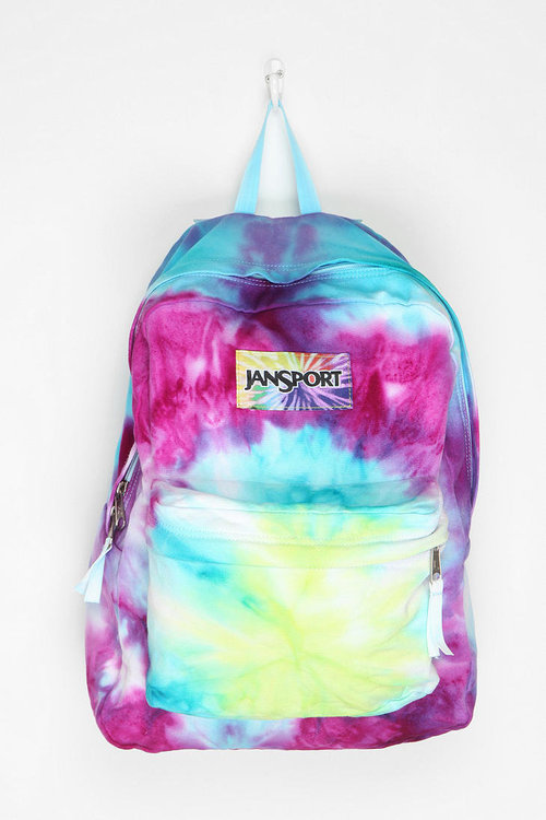 sarahmsarah's save of Jansport DIY Tie-Dye Backpack on Wanelo