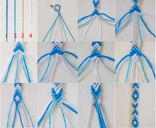 How To Make Designs With Scooby Strings