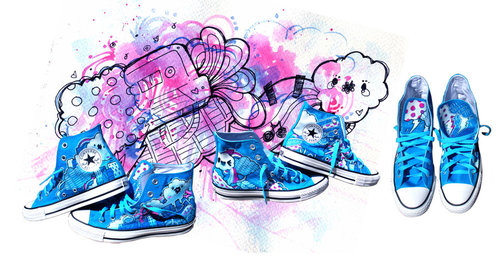 Retro_rainstorn_hightops_by_acrylicana_large
