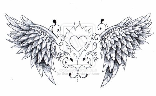 Broken Angel Wings Tattoo Designs http://www.ezilikonnen.com/photographycdb/broken-heart-with-angel-wings-tattoo-designs