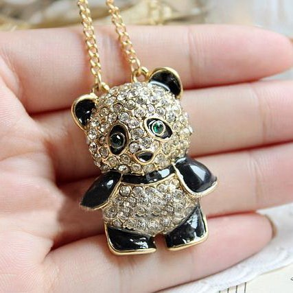 Free-shipping-20pcs-lot-hot-sale-fashion-lovely-animal-panda-necklace-pandent-jewelry-coat-chain-for_large