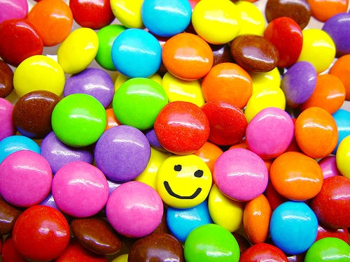 Happy Smarties on Flickr - Photo Sharing!