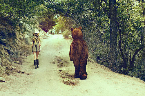 Bear-cute-girl-nature-tree-walk-favim.com-60830_large