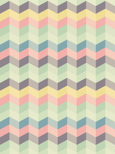Pattern and Co. - ZIGZAG Art Print by Tracie Andrews | Society6