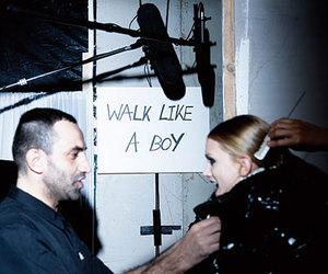 walk like a boy
