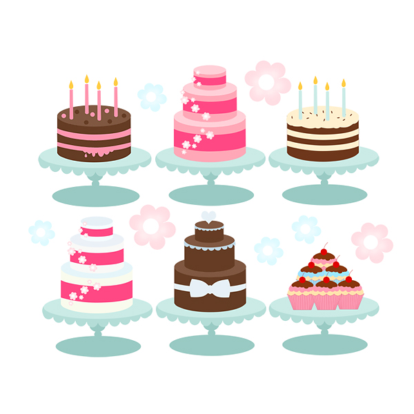 bakery cakes clipart clip art of birthday cakes you can write on clip art of birthday cakes with purple