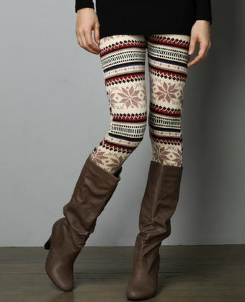 Style stuff / winter leggings - Socialbliss