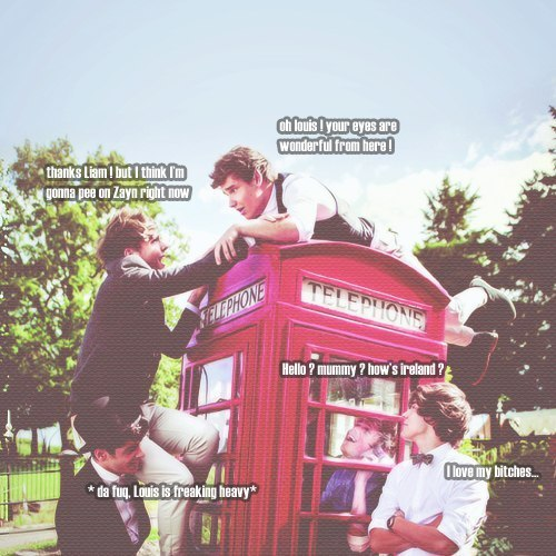 one direction preferences Tumblr We Heart It