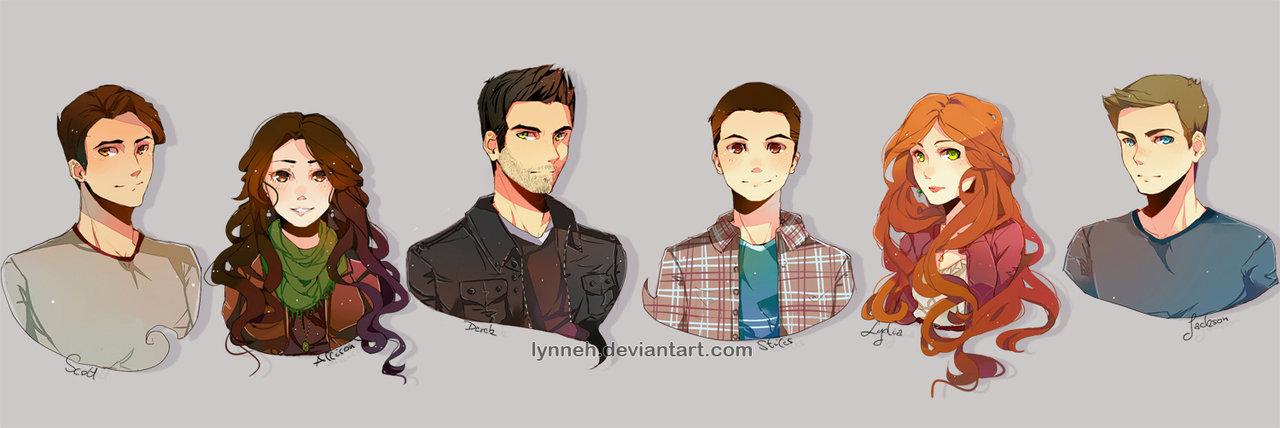 teens anc character