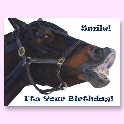 smile_its_your_birthday_horse_postcard-p