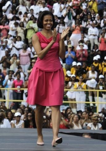 Os looks de michelle obama belle diva diva futura michelle - Diva futura michelle ...