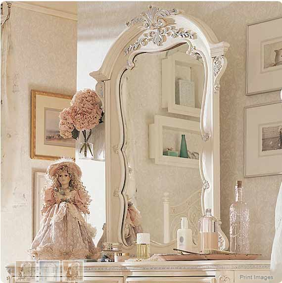 Kids Bedroom Mirrors elegant kids bedroom furniture designs from romance collection