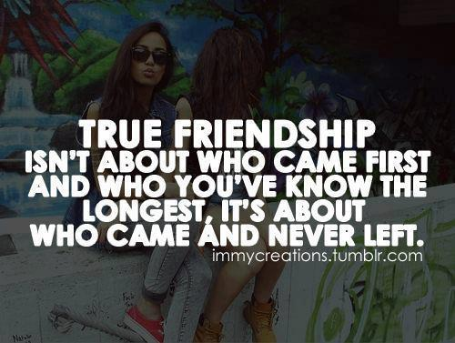 Friendship Picture Quotes On Tumblr : Friendship quotes tumblr we heart it