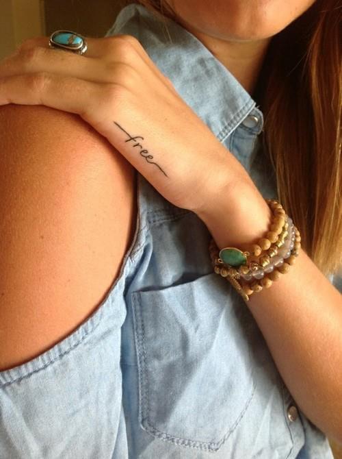 Tattoo Czcionka Strona 1 Vitalia