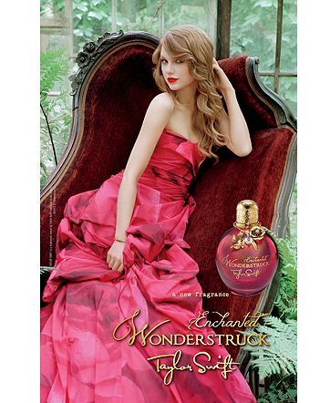 Taylor Swift Posters Target on Receive A Free Scented Poster With  59 50 Taylor Swift Wonderstruck