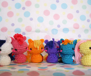 ponies colors sweet