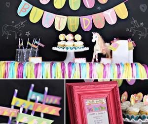 birthday party theme