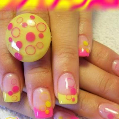 Nail Art Club | We Heart It