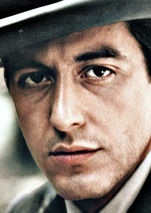 Al Pacino // The Godfather (1972) - CinemaMonAmour