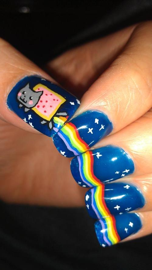 Nyan_cat_nails__3_by_splodes-d4j451b_large