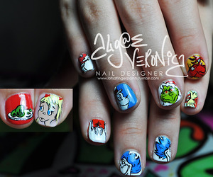 dr. suess nails
