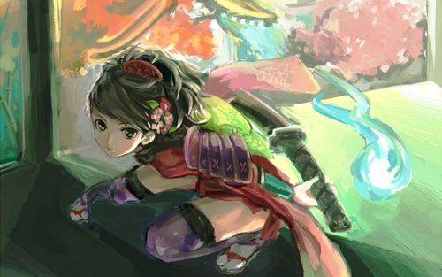 Paintings_20katana_20weapons_20momohime_20artwork_20anime_20girls_20oboro_20muramasa_201440x900_20wallpaper_www.wallpaperto.com_28_large