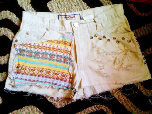 Aztec Official, Aztec shorts xox